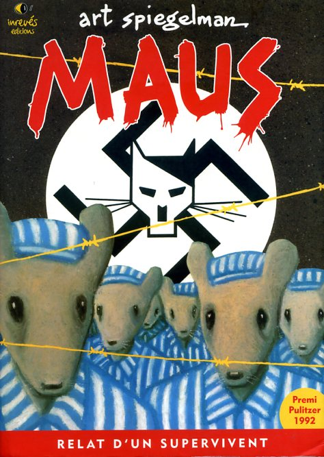 Link to Maus: relat d'un supervivent