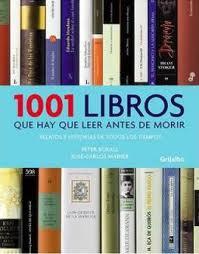 Link to 1001 libros que hay que leer antes de morir