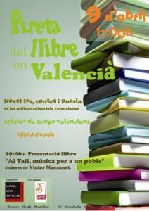 Fireta del llibre en valencià