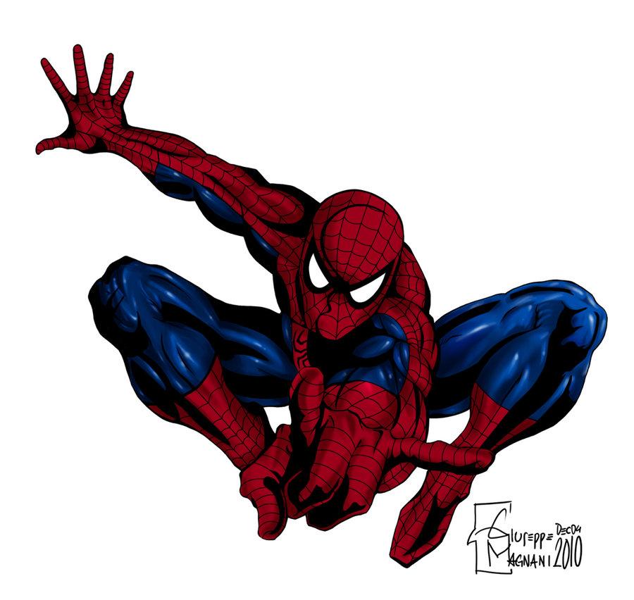 spiderman_colors___giu_by_bongiuovi-d348ige